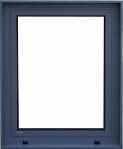 okna aluminiowe rama 121