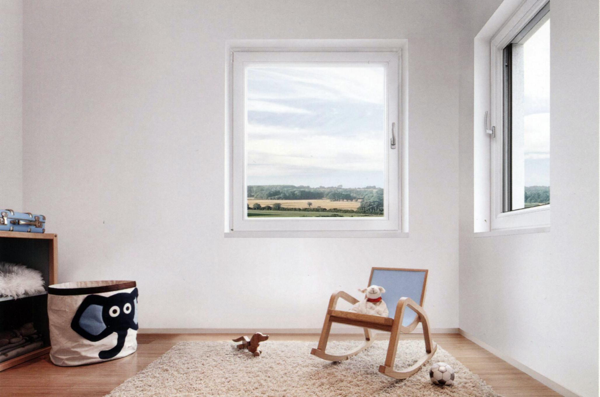 Okna z Okucie ActivPilot Comfort