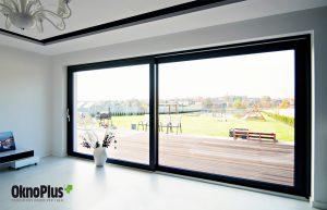 Okno drzwi ultraglide monorail